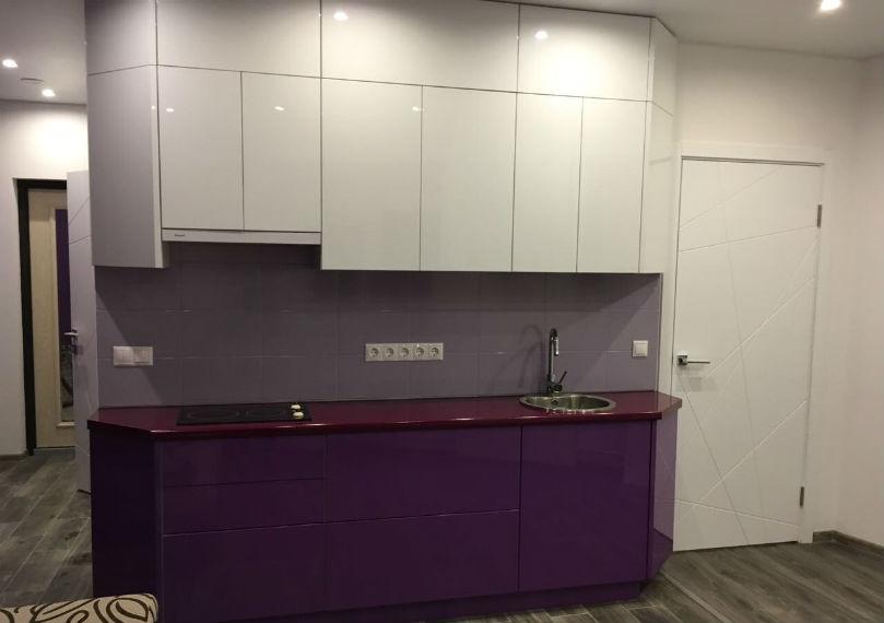 Кухня для небольшой квартиры студии