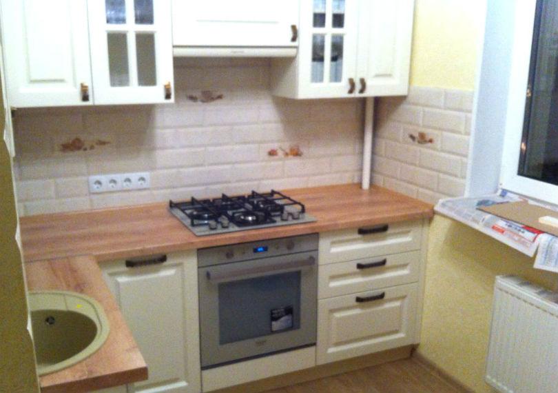 Трубы на кухне, как спрятать