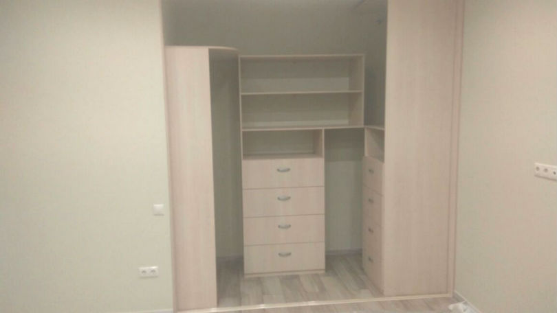Гардеробная комната от Микэвол