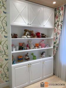 Шкаф для игрушек от Микэвол