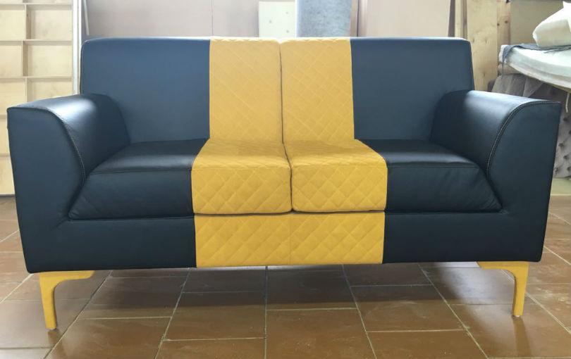 Готовый диван для кабинета