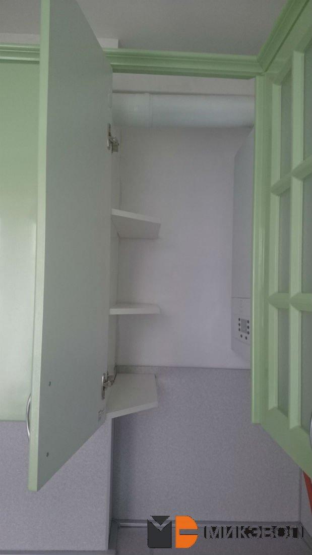 Фото: шкаф скрывающий котел