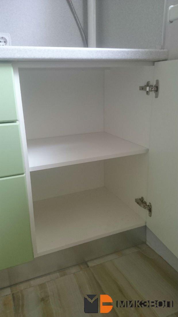 Фото: нижние шкафы кухни