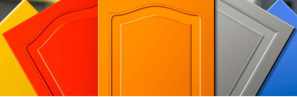 Покраска фасадов мдф в любой цвет