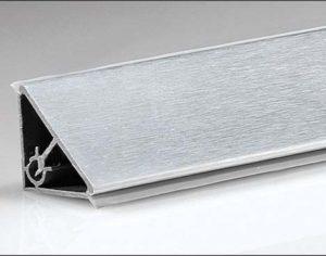 Алюминиевый бортик на кухню