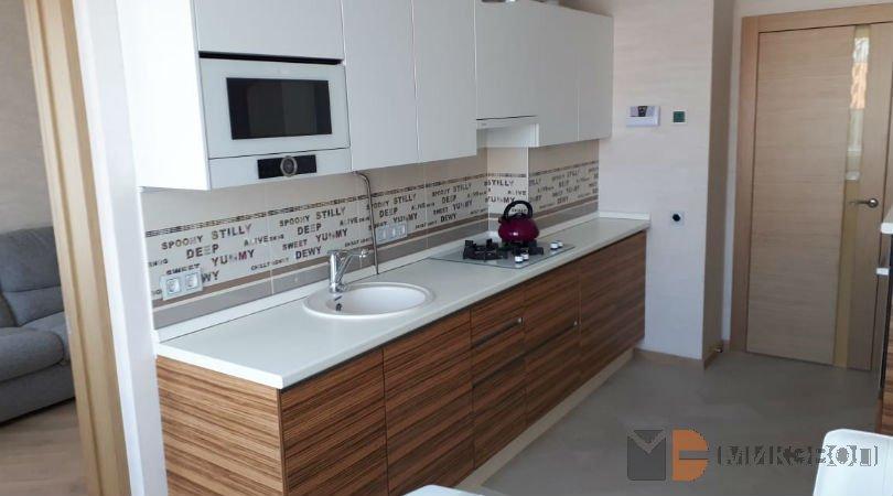 Новая кухня в Сампо