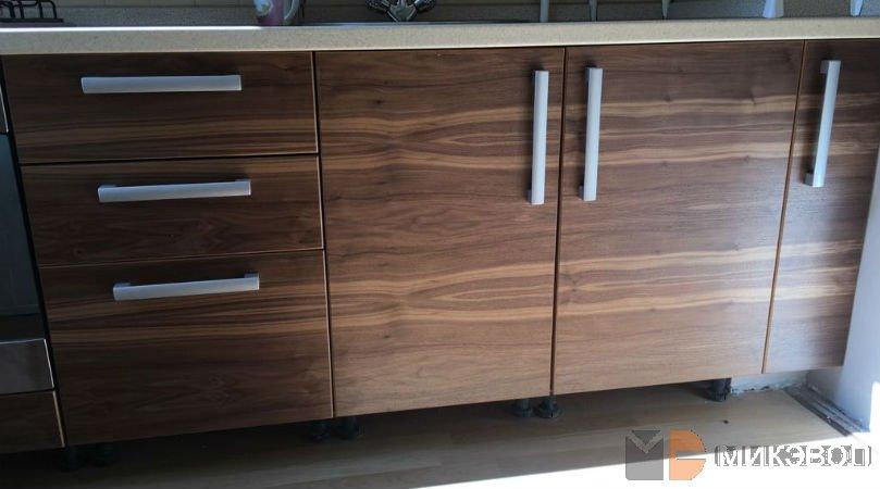 Кухонный фасад без изменения текстуры