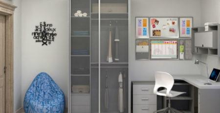 Готовые шкафы - обновленный раздел на сайте
