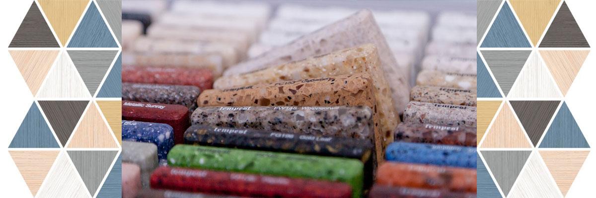 Столешницы из искусственного камня на заказ