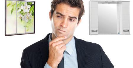 Какой шкаф выбрать зеркальный или с фотопечатью