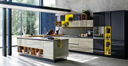 Новые стили кухни Микэвол
