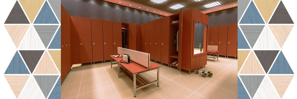 Мебель для фитнес клубов на заказ фото
