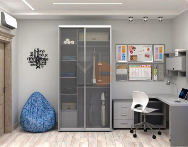 Готовый шкаф H7