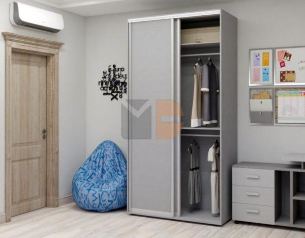 Готовый шкаф H7 правая открытая дверь
