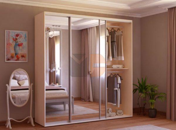 Готовый шкаф H3-1 зеркало