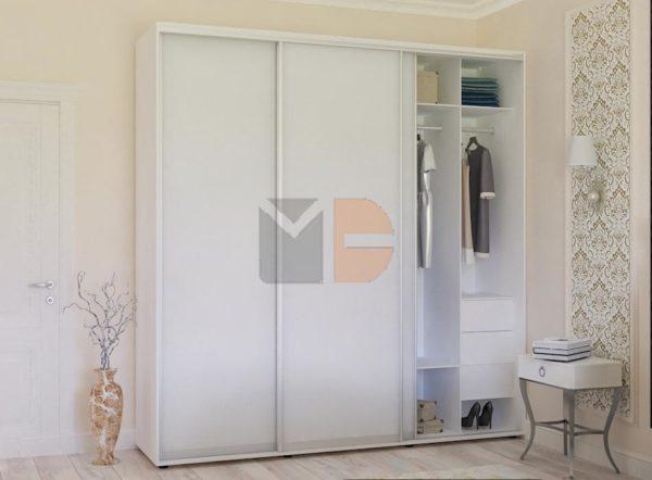 Готовый шкаф H3-12 двери ЛДСП
