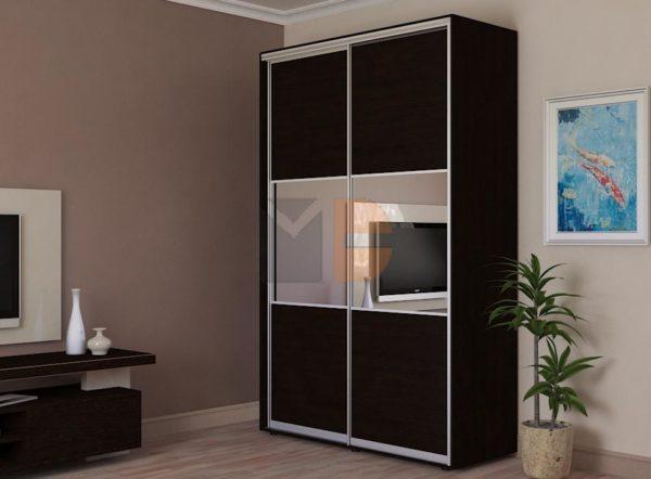 Готовый шкаф Н5 черный