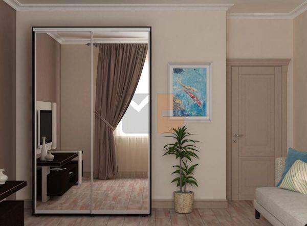 Готовый шкаф Н5 зеркало