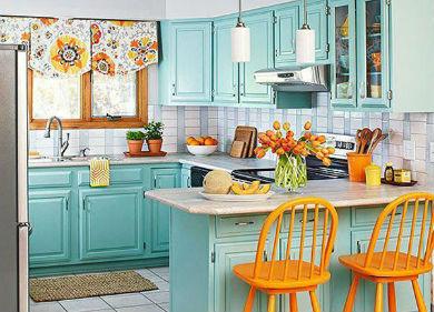 Кухни в стиле Прован от Микэвол фото