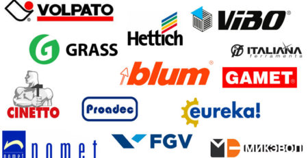 Логотипы мебельной фурнитуры
